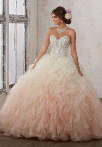 Mori Lee Vizcaya Quinceañera Dress Style 89123