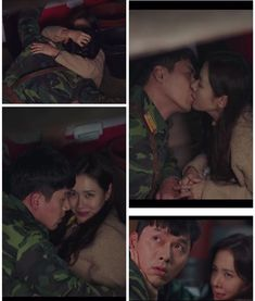 Ri Jung-hyuk and Yoon Se-ri - Crash Landing on You Bride Of The Water God, Age Of Youth, Best Kdrama, Watch Korean Drama, Jung Hyun, Song Joong Ki, Hyun Bin, Kdrama Actors, Korean Star