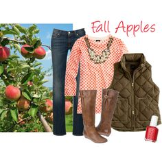 """Orchard OOTD"" by oregonmiss on Polyvore"