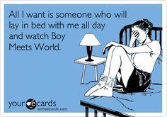 Boy Meets World.