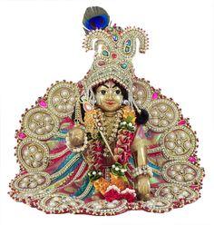 Laddu Gopal (Brass)