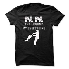Happy Fathers Day! PaPa ⑤ my everythingDesigned,  and  from the  by an Okie and a Sooner. Click Buy It NowHappy Fathers Day! PaPa my everything