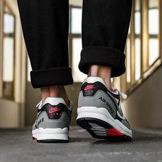 brand new e6657 0fc6a Nike Air Span II   EU 40 – 47.5   99€   check link in bio info on pants   ATF Steven  asphaltgold  darmstadt  nike  airspan  nikeairspan   Nike  Sneakers in ...