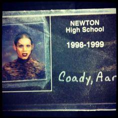 Aaron Coady, aka Sharon Needles, Newton HS   | Witchy .~ Woman Tumblr