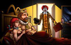 burger king vs mcdonalds | burger king vs mcdonalds