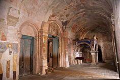 Монастырь в Гелати.