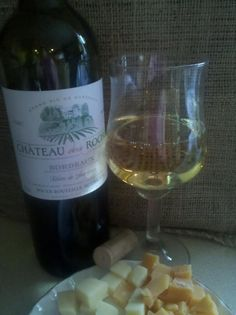 2010-Chateau Rochester Blanche