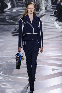 The 9 Paris Fashion Week Trends to Know For Fall '16