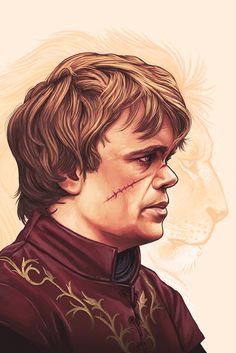 Tyrion by Mike Mitchell Mondo Gallery and HBO will be teaming up to present an art show themed after the award winning television series Game of Thrones. Original artwork and poster designs by a gr...