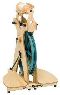 If you love to travel, love to spin and love to combine the two, you're going to love the new Schacht Sidekick very-portable spinning wheel! Introducing the Sidekick, our folding spinning wheel that is compact, easy to fold and unfold, and above all else…a superior spinner. She is everything you are looking for in a traveling companion.