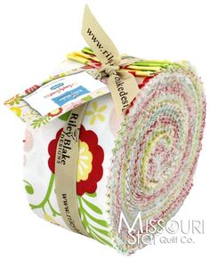 Simply Sweet Jelly Roll from Missouri Star Quilt Co