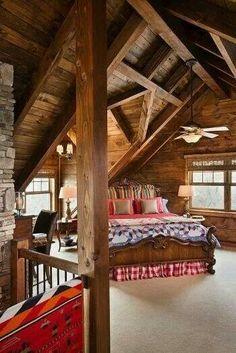 Rustic Bedroom♥
