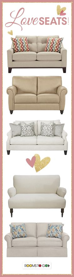 Perfect for creating a comfortable living area or adding some extra cuddling room to a master suite.