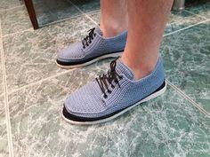 Erkek Ayakkabısı Part I - YouTube Crochet Sandals, Crochet Shoes, Crochet Slippers, Crochet Boots Pattern, Shoe Pattern, Spring Boots, Crochet Videos, Unisex, Sperrys