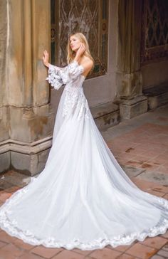 Wedding Dress Inspiration - Pallas Couture