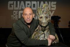 Cómo Groot ayudó a Vin Diesel a superar la muerte de Paul Walker