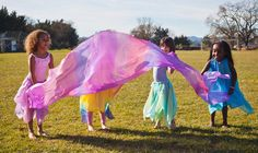 Simply beautiful toys that will inspire fun and imagination! | Sarah's Silks