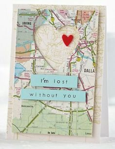 Pulling out my scrapbooking stuff to make this today!  Think mine will say; I will follow you anywhere! ;)