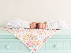 The Morris Twins | Southern and Airy Lifestyle Newborn Session | Markie Walden Photography — Markie Walden Photography | Greenville, South Carolina Photographer