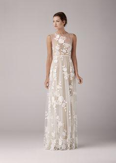 ARYA NUDE suknie ślubne Kolekcja 2014