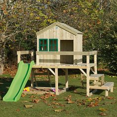 how cool is this!! Buy TP795 Forest Villa2 Online at johnlewis.com
