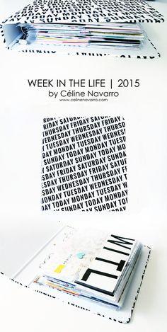 WEEK IN THE LIFE 2015 | Mon album terminé — Celine Navarro