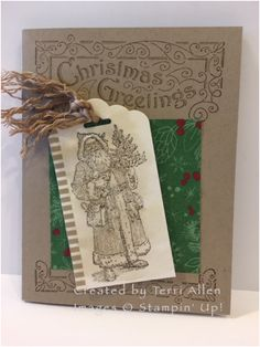 Nostalgic Christmas by terrial - Cards and Paper Crafts at Splitcoaststampers