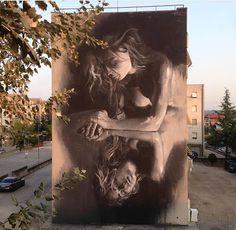 A Jurubeba Cultural: ●Uma visão de Arte... e a rua. (Criação: Luis Gómez de Teran. Roma, Itália).