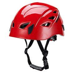 GREENROAD In-Mold Adjustable Unisex Mountain Climbing Helmet Rock Climbing Helmet RED GreenRoad http://www.amazon.com/dp/B01501H8BM/ref=cm_sw_r_pi_dp_JwRZwb0JTETPB