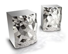Stellar Side Tables - Pair