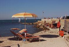 VALLUGOLA BEACH, LE MARCHE, ITALY