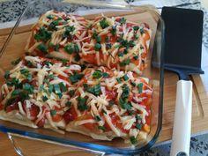 Aga, Gnocchi, Ricotta, Pasta Salad, Pesto, Healthy Recipes, Chicken, Ethnic Recipes, Pierogi