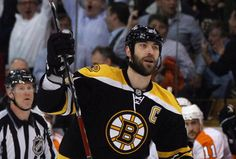 Zdeno Chara - The big Slovak is quite the controversial player this year, but I still like him.  Sorry Montreal (and Vancouver)...