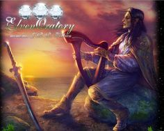 "Maglor, a cover for ""Noldolante"" by Lind eroboros:   Listen to the whole album on-line at http://www.elven-oratory.com   Art by Egor Gafidov http://egor-ursus.deviantart.com/"