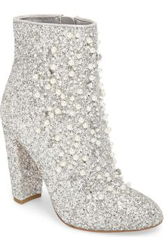 Starlite Embellished Bootie by JESSICA SIMPSON