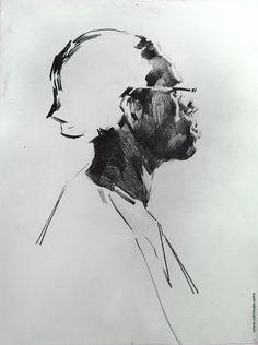 Май Данциг, Делегат Цейлона, зарисовки с Фестиваля молодёжи и студентов, 1957