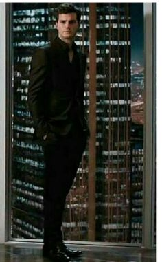 fifty shades of grey fandom on pinterest fifty shades of grey jamie dornan and christian grey. Black Bedroom Furniture Sets. Home Design Ideas