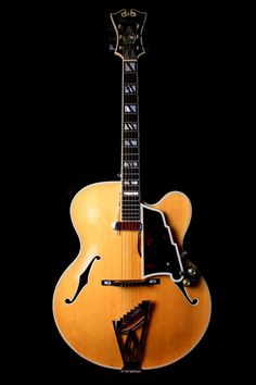 1961 D'Angelico New Yorker...only 100,000 USD