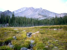 Mount Shasta, California. Also known as the sacred city of Telos, in ancient Lemuria