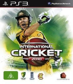 International Cricket 2010 - Download game PS3 PS4 RPCS3 PC free Ipl Cricket Games, Cricket England, World Cricket, Free Pc Games, Cricket Sport, Ps3 Games, Ea Sports, Xbox Live, Poster Designs