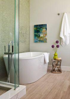 Gallery Website Rhode Island Beach House eclectic bathroom boston by Rachel Reider Interiors