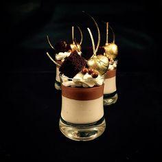 Working in Banquet Buffet desserts : Black Forest Verrines… | Flickr