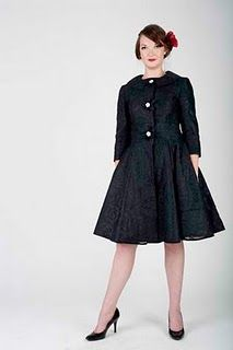Dior inspired coat made and designed by Melisa Hart