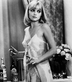 Michelle Pfeiffer was so glam in Scarface