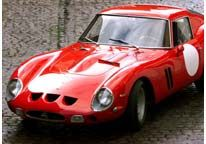 Image: File photo of a vintage 1963 Ferrari 250 GTO (© Adrian Dennis/AFP/Getty Images)