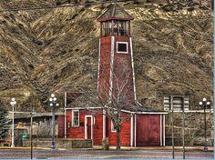 #ExploreGoldCountry #Firehall Ashcroft, BC