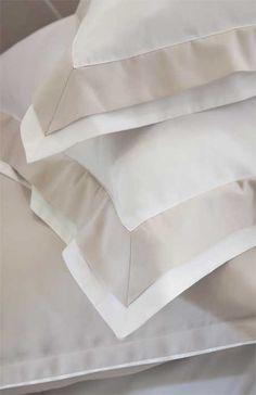 """Gabrielle"" Bed Linen by Alexandre Turpault | Linen Home Ambiance"