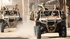 RANGER MRZR™ 2 - Great Zombie Apocalypse vehicle