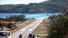 St Barts Airport Extravaganza! #stbarhs Get my St Barts travel tips: http://www.saintbarth.com/