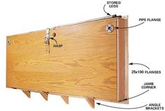 Custom woodworking woodworking shops near me,cool simple wood projects best way to build cabinets,building a cupboard frame how to build upper kitchen cabinets. Lumber Storage, Garage Storage, Garage Organization, Folding Workbench, Workbench Plans, Diy Home Furniture, Woodworking Furniture, Organisation Hacks, Storage Hacks